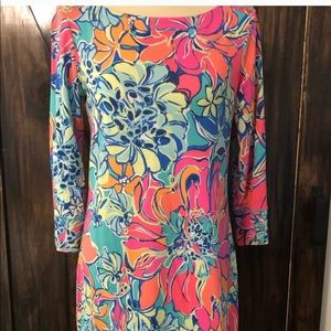 Lily Pulitzer spring dress.